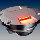 """Углубленный 8"""" однонаправленный или двунаправленный аэродромный светодиодный огонь высокой интенсивности типа ILA"""